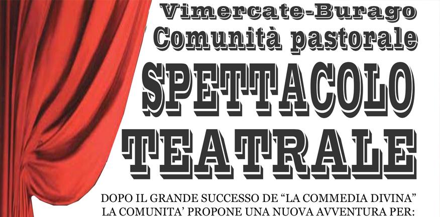 Oratorinsieme: Spettacolo Teatrale